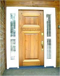 repair rotted door frame replace exterior door jamb exterior door frame cost to install exterior door front door frame replacement replace exterior door