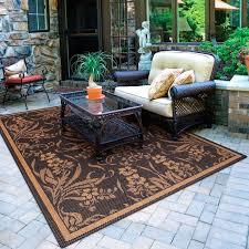brown indoor outdoor carpet fl pattern