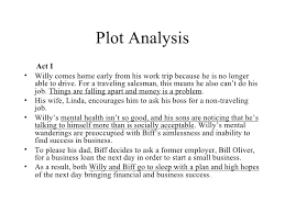 Death Of A Salesman Character Chart Analyzing Topical Structure In Esl Essays Not All Topics
