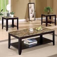 end table sets. Coaster Fine Furniture 3-Piece Accent Table Set End Sets