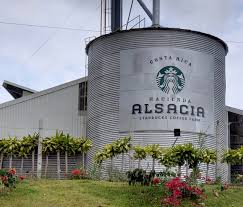 It's to help ensure the future of coffee for everyone. Local Guides Connect Costa Rica Hacienda Alsacia Starbuc Local Guides Connect