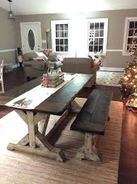 distressed white kitchen tables distressed white dining table double pedestal dining table