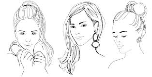 Small Picture Face Makeup Coloring Pages Coloring Coloring Pages