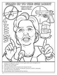231x300 bill clinton coloring page