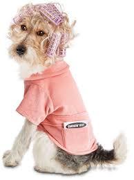 Bootique Ruff Morning Dog Costume Granny Costume Wig