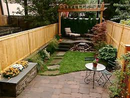 Small Picture Stylish Tiny Backyard Landscaping Ideas Inexpensivebackyardideas