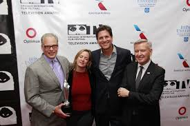 Susan credle chief creative officer leo burnett Agency Steve Levitan right Center Introduced Leo Burnettchicago Chief Creative Officer Susan Credle center And Burnett North American President Rich Stoddart Timothy M Schmidt Red Carpet