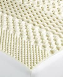 foam mattress pad. 7-Zone California King Memory Foam Mattress Topper, Created For Macy\u0027s Pad
