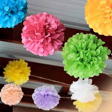 How To Make Tissue Paper Balls Decorations 100PCS Multi Color 100 100cm Paper Flowers Kissing Ball Wedding Home 54