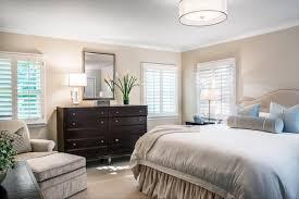 Hotel Inspired Master Bedroom transitional-bedroom