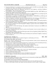 2 general counsel resume
