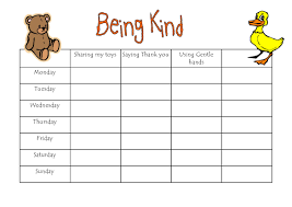 Reward Charts For Toddlers And Preschoolers Prek