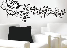 flower vinyl wall art decals wall stickers vinyl wall art decals on custom vinyl wall art canada with 31 custom vinyl wall decals canada canada home custom die cut vinyl