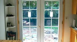 replacing sliding glass door with french doors cost to replace sliding door with french doors replace