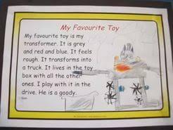 my favorite toy essay  my favorite toy essay