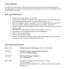 Sample Resume For Nurse Practitioner Best of Resume Template Nurse Nurse Resume Template Nursing R Vintage