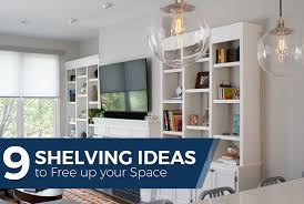 Free Interior Design Ideas For Home Decor Interesting 48 Shelving Ideas To Free Up Your Space Chicago Interior Design