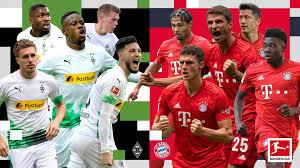 13 will be the first… Bundesliga Die Schlusselduelle Bei Gladbach Gegen Bayern