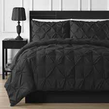 comforter in 2020 black bed sheets