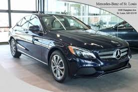 new mercedes benz 2018.  mercedes new 2018 mercedesbenz cclass c 300 sedan in st louis and new mercedes benz