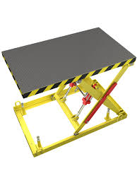 interior design for hydraulic lift table plans of hydraulic table lifter