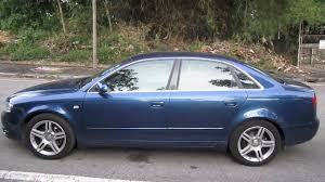 2005 Audi A4 2.0T quattro Start-Up, Full Vehicle Tour, and Short ...