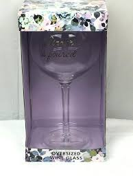 oversized wine glass wine glass oversized dinner is poured in gold gift box by new oversized oversized wine glass