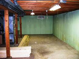 Amazing Of Unfinished Basement Ideas On A Budget Easy On The Eye - Unfinished basement man cave ideas