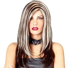 answers yahoo bleach blonde hair with pink streaks dark brown how to make my face look