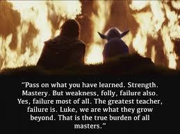 Star Wars Holocron On Twitter An Amazing Moment Yoda Luke