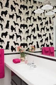 Wallpaper Your Bathroom ...