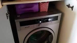 Arçelik çamaşır makinası sıkma ses problemi - YouTube
