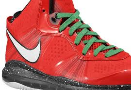 lebron 8 christmas. not lebron 8 christmas