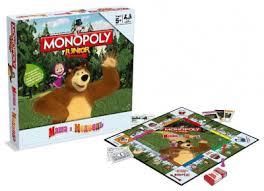 <b>Настольная игра</b> Монополия Hasbro <b>Игры Monopoly</b> Моя первая ...