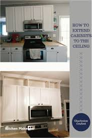 Diy Kitchen Cabinet Molding 12 Amazing And Cheap Ideas For A Kitchen