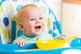 Khi nào mẹ nên cho bé ăn các loại bánh ăn dặm? - Earthmama