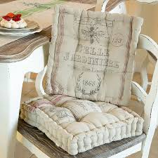 belle jardinere seat pads by dibor