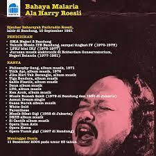 Itulah sekilas penjelasan singkat mengenai pengertian musik kontemporer. Bahaya Malaria Ala Harry Roesli Bosscha Id