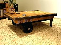 cart coffee table factory hardware uk