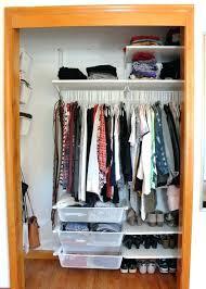 ikea algot closet photo 5 of how to organize a small closet using the system marvelous ikea algot closet