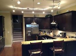 track lighting with pendants kitchens inside kitchen ideas for14 track