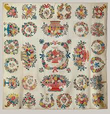 Quilt, Presentation pattern | Attributed to Mary Hergenroder Simon ... & Quilt, Presentation pattern Adamdwight.com