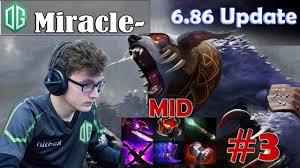 miracle road to 9k mmr ursa midlane pro gameplay dota 2 mmr