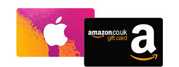 get an itunes or amazon gift card with bt mobile