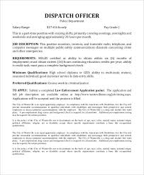 Look the best Dispatcher Job Description that match and guidelines that  suggested for you, for motivation and informational about you search,  Hopefully you ...
