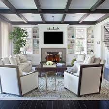 fireplace furniture arrangement. chairs facing a fireplace emphasize it as selling feature abbot construction photo furniture arrangement
