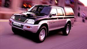 Mitsubishi Triton GLS Double Cab AU spec MK '2003–04 - YouTube