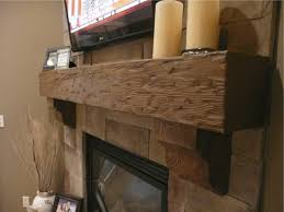 ktc2 cedar fireplace mantel a decorative completes this makeover project 8