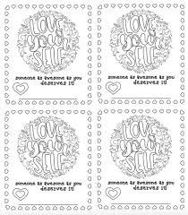 It's a coloring activity as well as a free printable valentine.view. 6 Free Printable Color Your Own Valentines That Make The Perfect Party Craft For Kids Cool Mom Picks