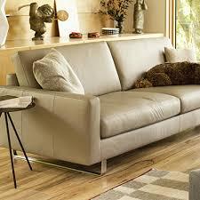 beige leather sofa. Semi-aniline-beige-leather-sofa-krwsqpy Beige Leather Sofa